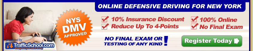 Point Reduction Defensive Driving